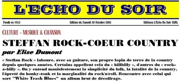 Steffan Rock-coeur country